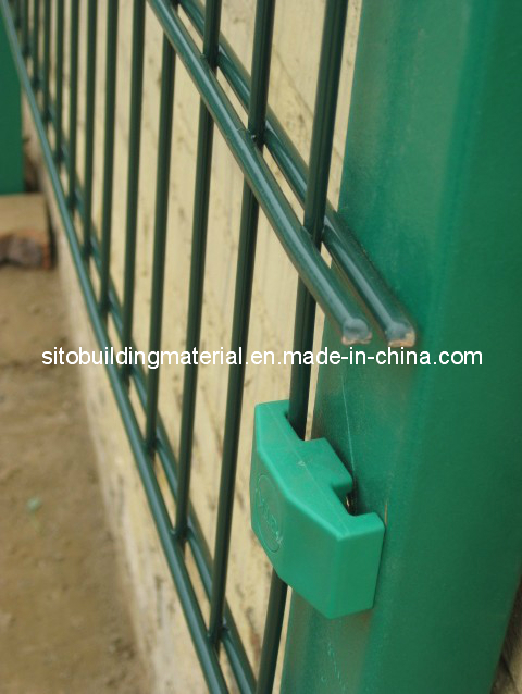 Hot-Dipped Galvanized Fence Panel/Double Wire Fence/ Fence