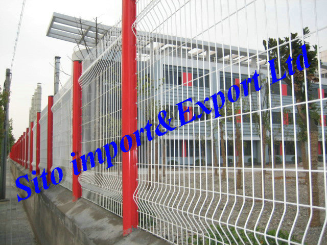 Galvanized Wire Mesh Fence Panel/Wire Mesh Fence/Fence Panel
