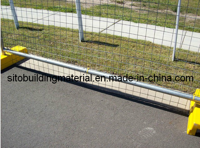 Chainlink Temporary Fence/Chain Link Fence/Isolation Fence Panel/Steel Pipe Fence