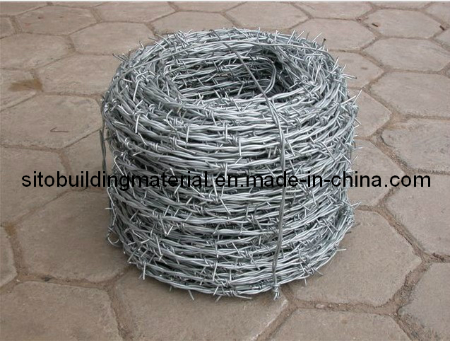 Electric Galvainzed Barbed Wire/Barbed Wire/Galvanized Barbed Wire