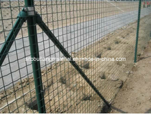 Euro Fence Netting/Welded Wire Mesh Fence/Wire Mesh Fence/Metal Wire Mesh