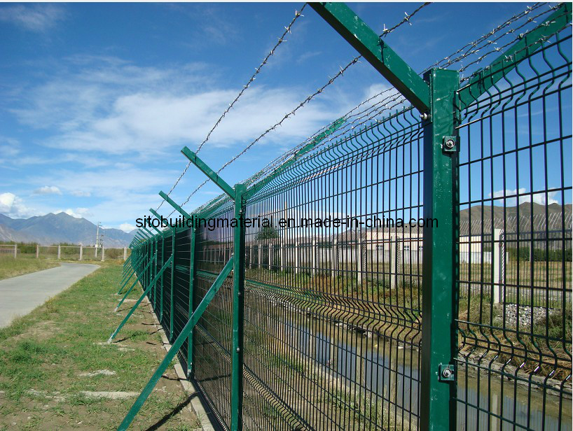 High Security Fence Panels/Safety Fence/Security Fence/Fence Panel