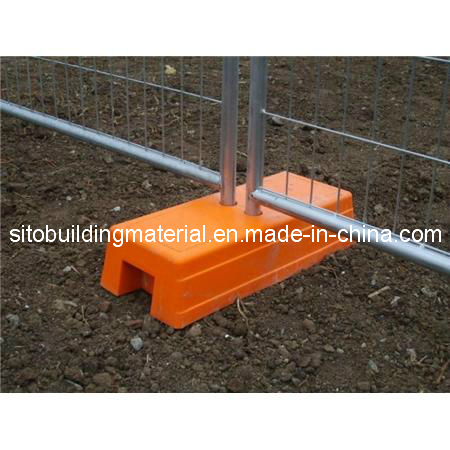 Temporary Fence Netting/Isolation Fence Panel/Welded Wire Mesh Fence/ Steel Pipe Fence Panel