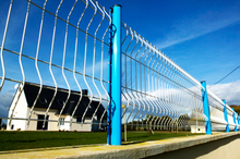 Welded Fence Panel/Dirickx Fence/Fence Panel/ Welded Wire Mesh Fence/Fence Netting