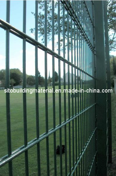 Double Welded Wire Mesh Fence/Welded Wire Mesh Fence/Fence Panel