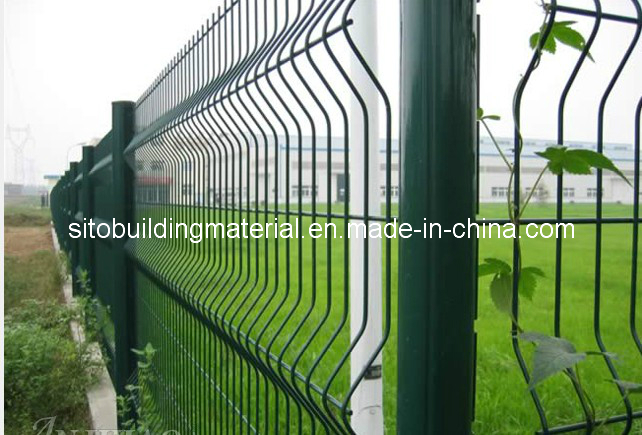3D Fence Panels/Welded Wire Mesh Fence/Fence Netting/Wire Mesh Fence