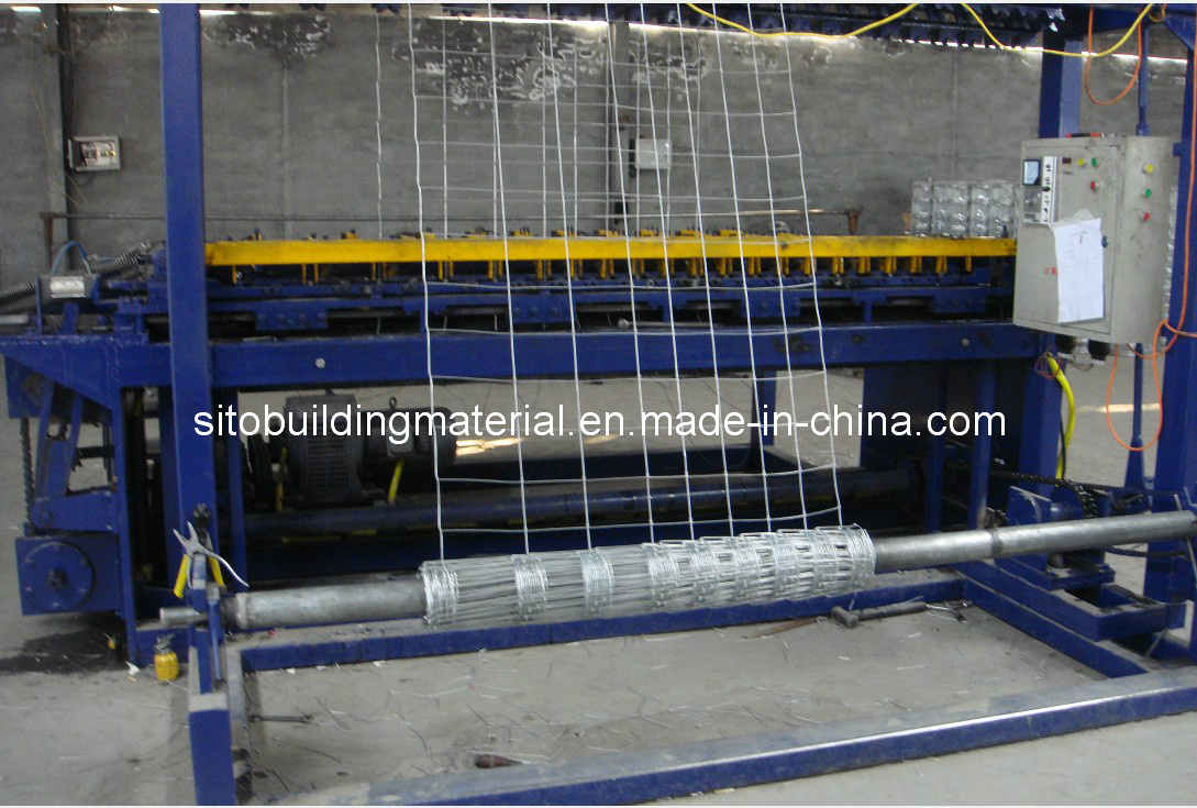 Grass Land Fence Machine/Animal Fence Machine/Wire Mesh Machine/Cattle Fence Machine