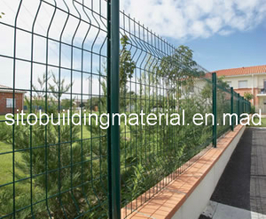 Welded Wire Mesh Panel/Dirickx Fence/Fence Netting/ Fence Panel