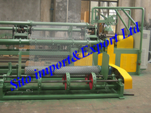 Chainlink Fence Machine/Wir Mesh Machine/Chain Link Mesh Machine