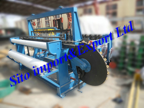 Crimped Wire Mesh Machine, Weaving Mesh Machine, Wire Mesh Machine