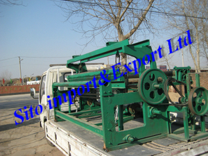 Crimped Mesh Equipment, Squire Wire Mesh Machine/Wire Mesh Machine, Mine Screen Wire Mesh Machine
