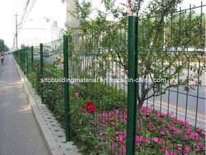 Roadway Fence Netting/Fence Panel/Welded Wire Mesh Fence/Road Fence/Wire Mesh Fence